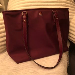 Kate Spade Medium Taylor Nylon Tote